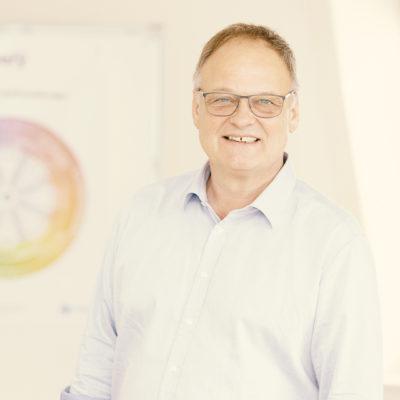 Sternberg Concept Coach und Dozent Armin Sternberg.